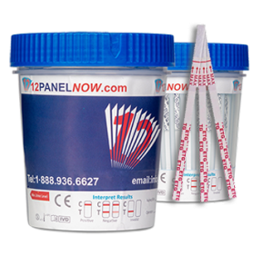12 Panel Drug Test Cup with Test Strip