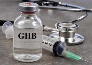 The Drug: GHB or gamma-Hydroxybutyric acid