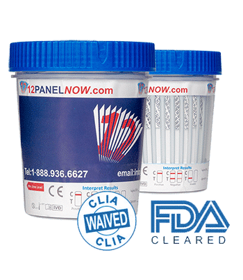 Drug Test Clia Waived | FDA Approved