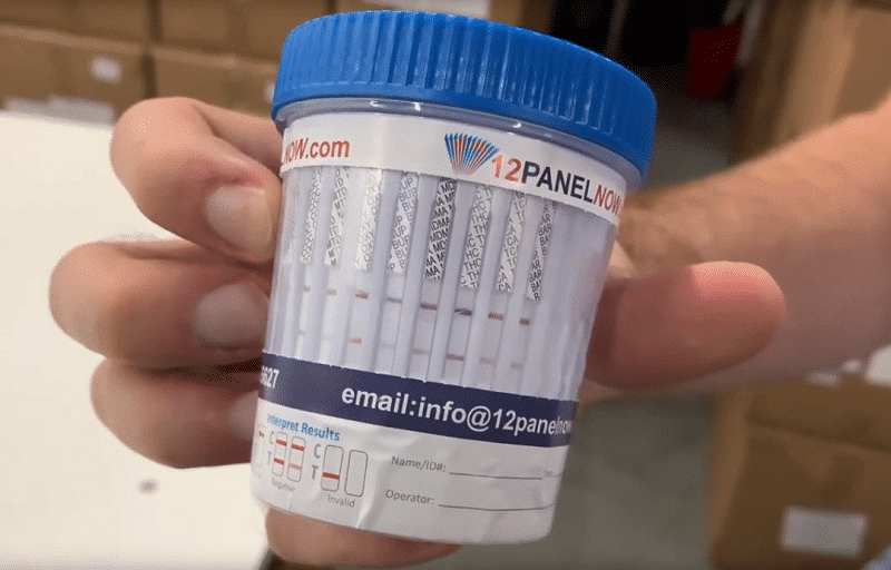 What Shows Up on a 12 Panel Drug Test