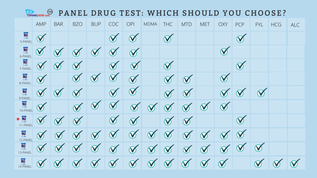 Panel Drug Test: Which Should You Choose?